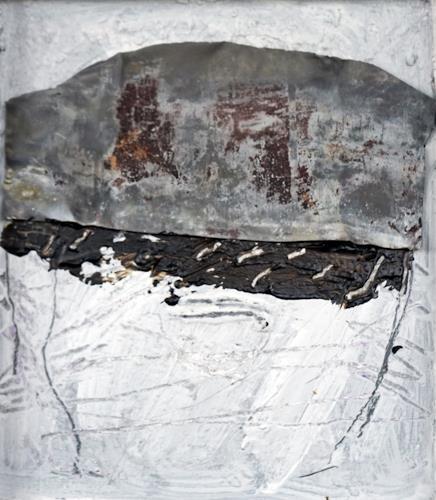 Rolf Blösch, OT, Abstract art, Fantasy, Abstract Art