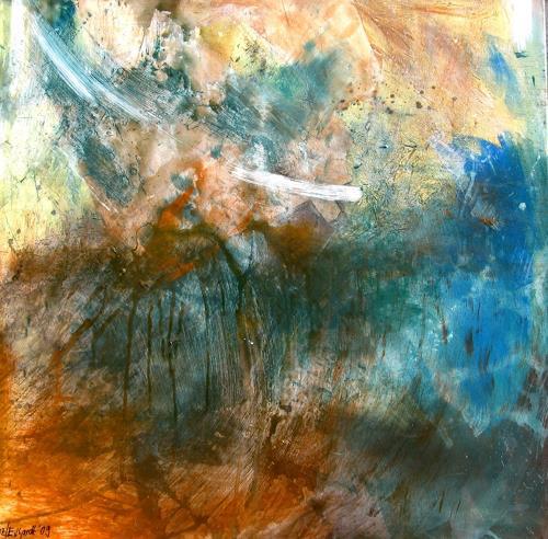 Detlev Eilhardt, Fleischglas, Abstract art, Symbol, Abstract Expressionism