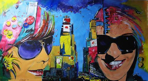 Detlev Eilhardt, Live, People: Faces, Decorative Art, Pop-Art
