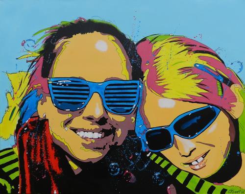 Detlev Eilhardt, Wir sind jung, People: Faces, Times: Today, Pop-Art