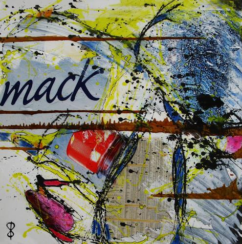 Detlev Eilhardt, Mack, Market, Abstract art, Pop-Art