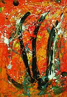 Detlev-Eilhardt-1-Belief-Abstract-art-Modern-Age-Expressionism-Abstract-Expressionism