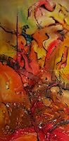 Detlev-Eilhardt-1-Abstract-art-Symbol-Modern-Age-Expressionism-Abstract-Expressionism