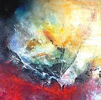Detlev-Eilhardt-1-Abstract-art-Symbol-Modern-Age-Expressionism-Abstract-Expressionism