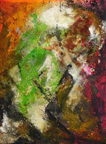 Detlev Eilhardt, Progenie, Abstract art, Decorative Art, Abstract Expressionism