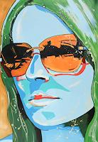 Detlev-Eilhardt-1-People-Women-People-Portraits-Modern-Age-Pop-Art