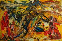 Detlev-Eilhardt-1-Abstract-art-Movement-Modern-Age-Expressionism-Abstract-Expressionism