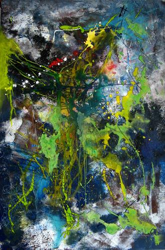 Detlev Eilhardt, Possibility, Abstract art, Religion, Abstract Expressionism