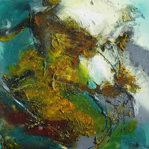 Detlev Eilhardt, Seilschaften, Abstract art, Fantasy, Abstract Expressionism, Expressionism