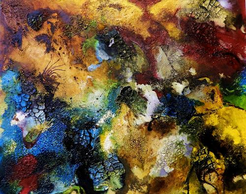 Detlev Eilhardt, Hey now, Abstract art, Belief, Abstract Expressionism, Expressionism