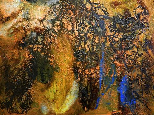 Detlev Eilhardt, rebellious taming, Abstract art, Belief, Abstract Expressionism