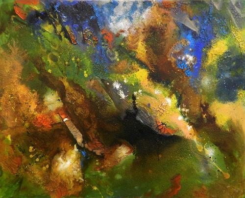 Detlev Eilhardt, We are, Abstract art, Belief, Abstract Expressionism, Expressionism