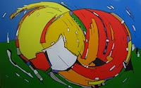 Detlev-Eilhardt-1-Movement-Abstract-art-Modern-Age-Pop-Art