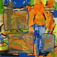 Detlev-Eilhardt-1-Miscellaneous-Landscapes-People-Women-Modern-Age-Pop-Art