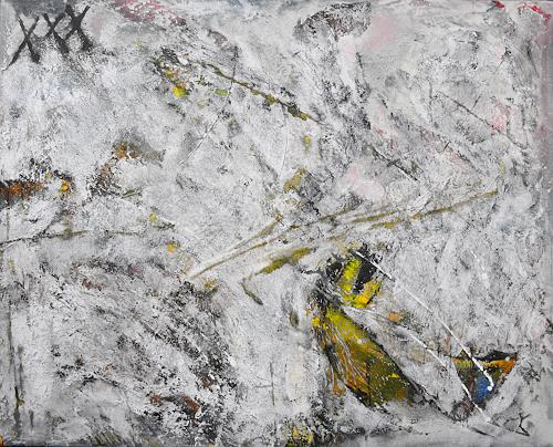 Detlev Eilhardt, TIDE, Abstract art, Fantasy, Abstract Expressionism, Expressionism