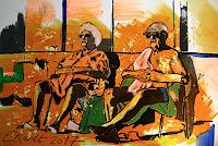 Detlev-Eilhardt-1-People-Couples-Leisure-Modern-Age-Pop-Art