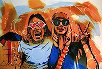 Detlev-Eilhardt-1-People-Women-Leisure-Modern-Age-Pop-Art