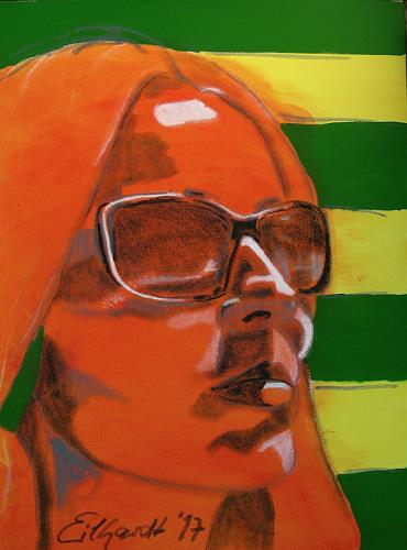 Detlev Eilhardt, HOLIDAY, People: Women, Times: Summer, Pop-Art