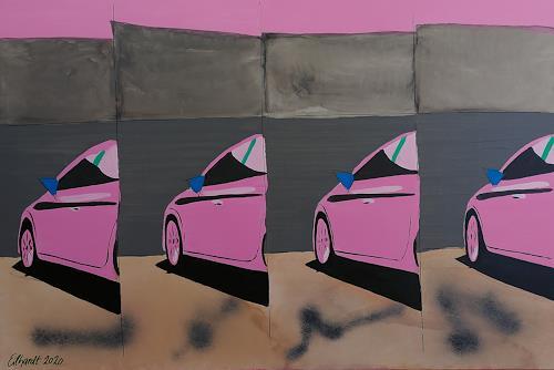 Detlev Eilhardt, stereotyped, Society, Symbol, Pop-Art