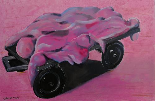 Detlev Eilhardt, meat on wheels, Miscellaneous People, Symbol, Expressive Realism