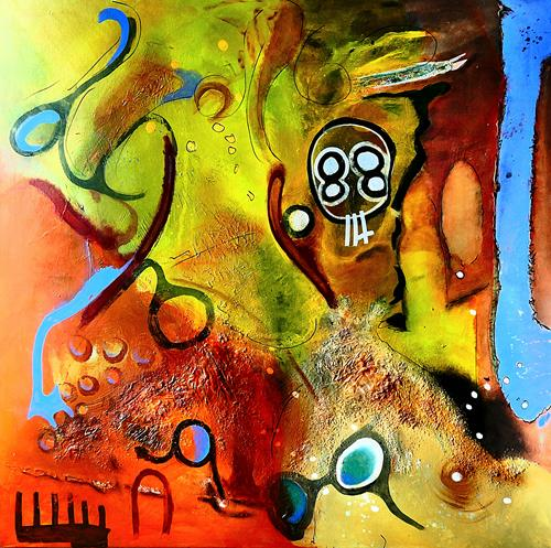 Detlev Eilhardt, plastic beat, Abstract art, Poetry, Abstract Expressionism