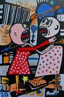 Detlev-Eilhardt-1-People-Couples-Society-Modern-Age-Pop-Art