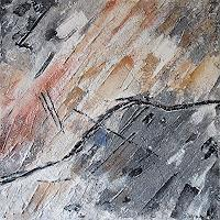 Konrad-Zimmerli-Abstract-art-Nature-Rock-Modern-Age-Abstract-Art