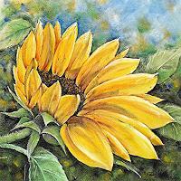 Konrad-Zimmerli-Plants-Flowers-Decorative-Art-Modern-Age-Abstract-Art