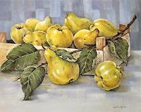 Konrad-Zimmerli-Still-life-Harvest-Modern-Age-Abstract-Art