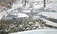 Konrad-Zimmerli-Nature-Water-Nature-Wood-Modern-Age-Abstract-Art