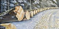 Konrad-Zimmerli-Nature-Wood-Landscapes-Winter-Modern-Age-Naturalism