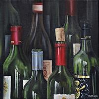 Konrad-Zimmerli-Still-life-Meal-Modern-Times-Realism
