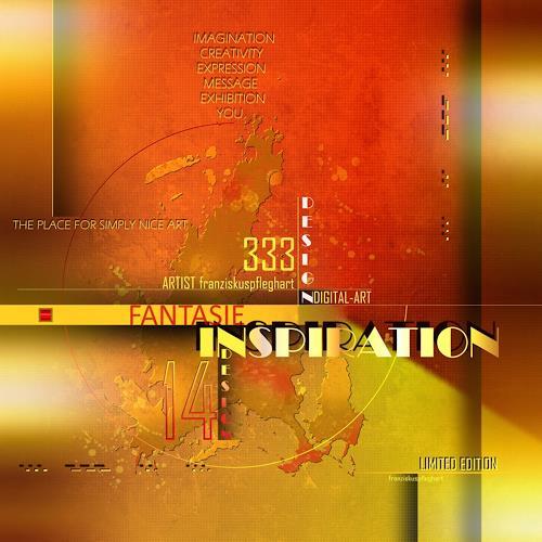 Franziskus Pfleghart, INSPIRATION, Abstract art, Fashion, Art Déco
