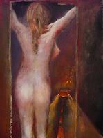 Anja-Muenter-Erotic-motifs-Female-nudes-Fantasy-Contemporary-Art-Contemporary-Art