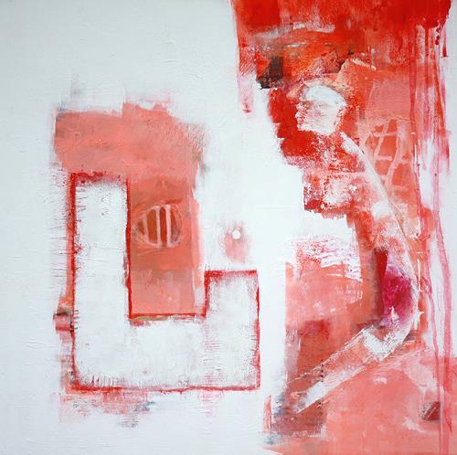 Christa Hartmann, Augenblicke, Abstract art, Fantasy, Modern Age