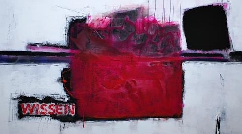 Christa Hartmann, N/T, Abstract art, Fantasy, Modern Age