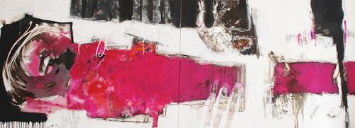 Christa Hartmann,  Der Wiederspenstigen Zähmung, Abstract art, Fantasy, Modern Age