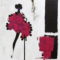 Christa-Hartmann-Abstract-art-Decorative-Art-Modern-Age-Expressionism-Abstract-Expressionism