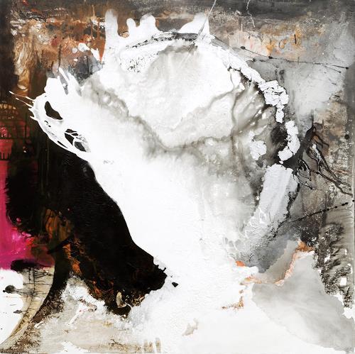 Christa Hartmann, Die Schöpfung, Fantasy, Emotions, Expressionism, Abstract Expressionism