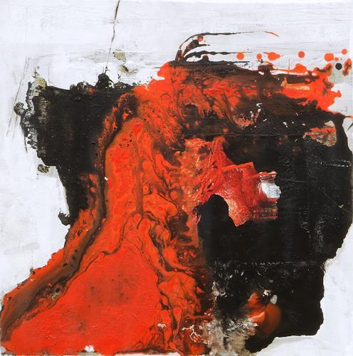 Christa Hartmann, Des Teufels General, Abstract art, Fantasy, Expressionism