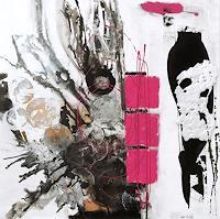 Christa-Hartmann-Mythology-Abstract-art-Modern-Age-Expressionism