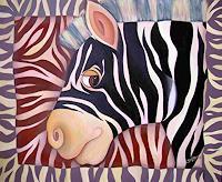 Saza-Bacheh-Miscellaneous-Animals-Humor-Contemporary-Art-Contemporary-Art