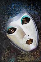 B. Vapenik, Venezianische Maske
