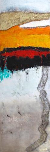 Barbara Vapenik, Erde, Abstract art, Contemporary Art