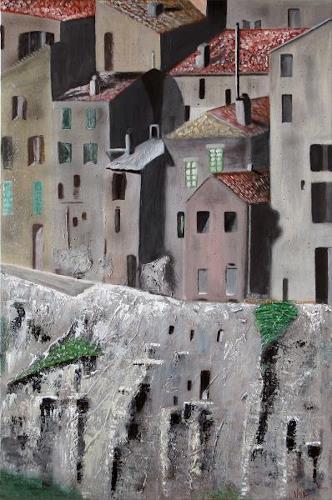 Barbara Vapenik, Bella Italia, Architecture, Contemporary Art