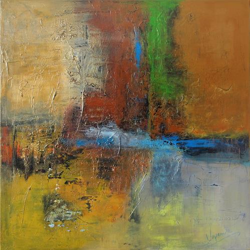 Barbara Vapenik, Die Farben der Erde, Abstract art, Decorative Art, Contemporary Art