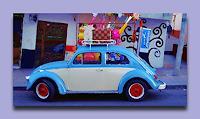Arie Wubben, Volkswagen Käfer in Querétaro, Mexiko