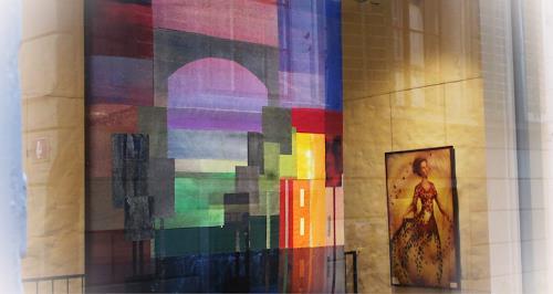 Arie Wubben, Die Tänzerin, People: Women, Fantasy, Contemporary Art