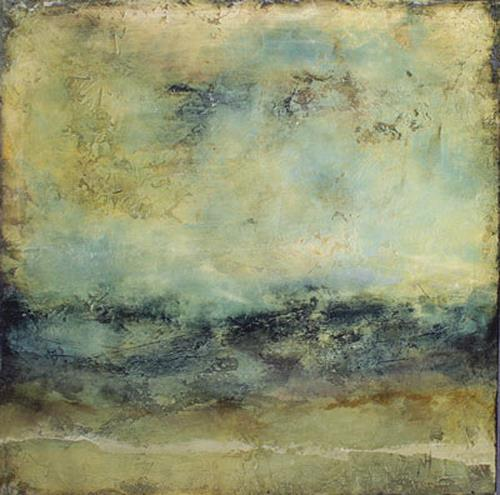 nanne hagendorff, o. T., Miscellaneous Landscapes, Abstract Art, Expressionism