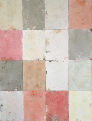 nanne hagendorff, Farbklang, Abstract art, Colour Field Painting